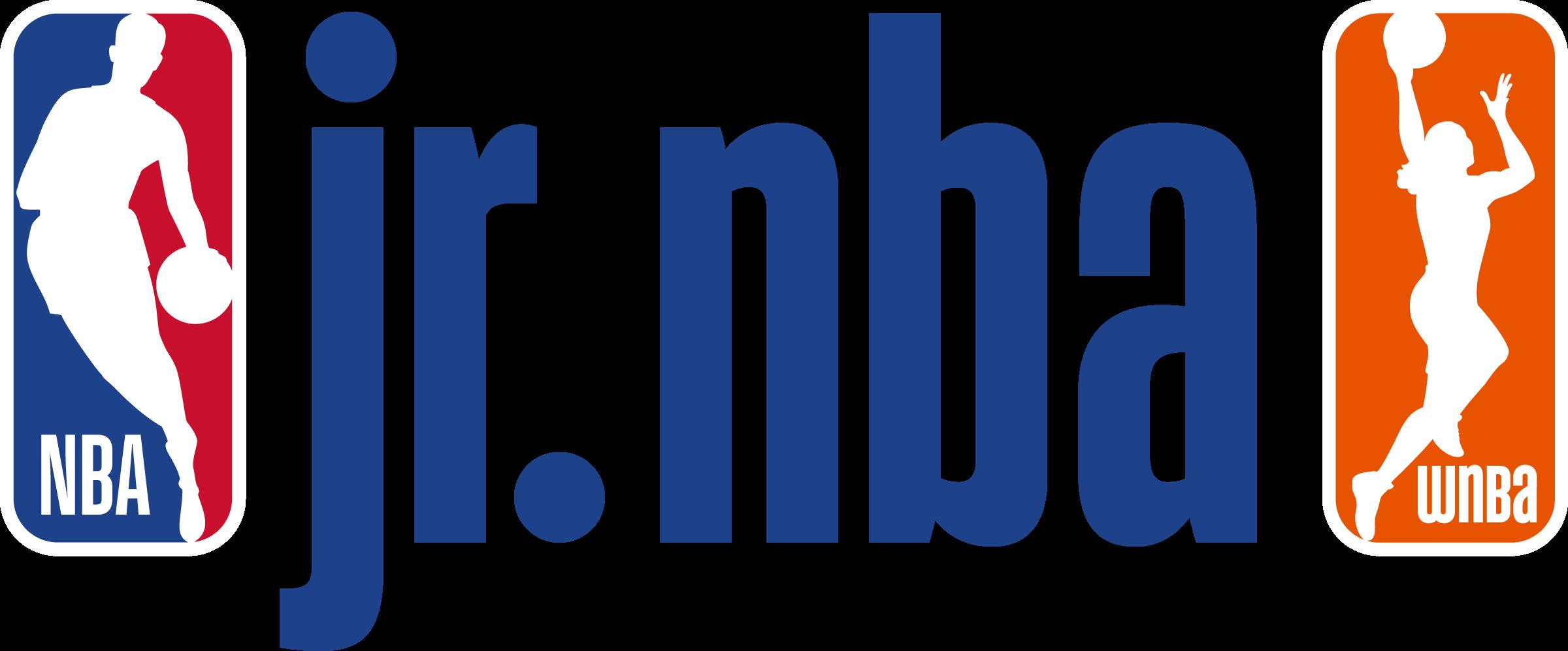 Jr. NBA WNBA logo